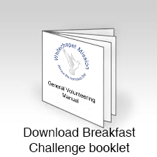 Breakfast Booklet