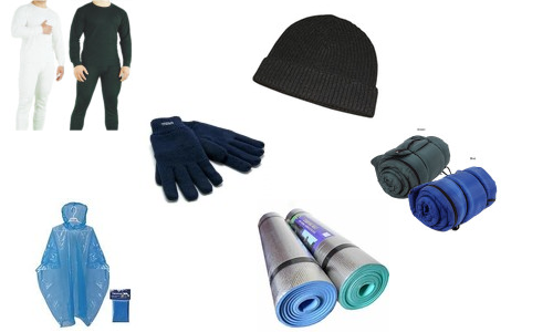Homeless Kit